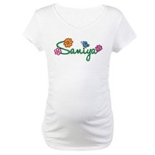 Saniya Flowers Shirt