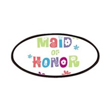 Happy Maid of Honor Patches