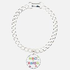 Happy Maid of Honor Bracelet