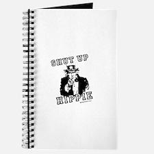 Shut up, Hippie - Journal