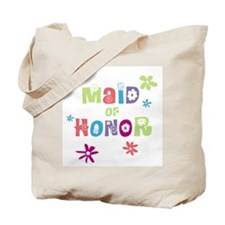 Happy Maid of Honor Tote Bag