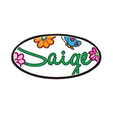 Saige Flowers Patches