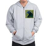 Framed Sumatra Rooster Zip Hoodie