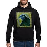 Framed Sumatra Rooster Hoodie (dark)