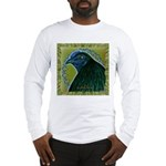 Framed Sumatra Rooster Long Sleeve T-Shirt