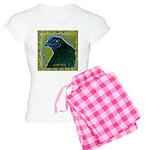 Framed Sumatra Rooster Women's Light Pajamas