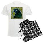Framed Sumatra Rooster Men's Light Pajamas