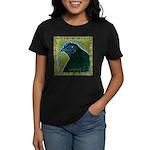 Framed Sumatra Rooster Women's Dark T-Shirt