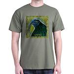 Framed Sumatra Rooster Dark T-Shirt