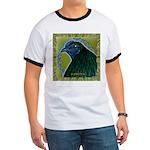 Framed Sumatra Rooster Ringer T