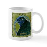 Framed Sumatra Rooster Mug