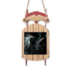 Framed Sumatra Rooster Field Bag