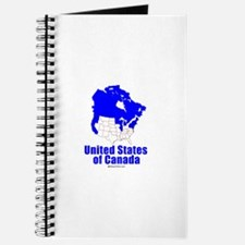 United States of Canada - Journal