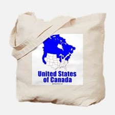 United States of Canada -  Tote Bag