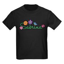 Sabrina Flowers T