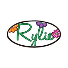 Rylie Flowers Patches