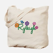 Ryleigh Flowers Tote Bag