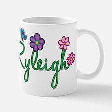 Ryleigh Flowers Small Small Mug