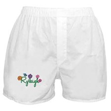 Ryleigh Flowers Boxer Shorts