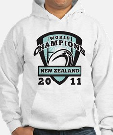 Rugby Champions New Zealand Hoodie