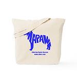 MaPaw Husky-blue Tote Bag