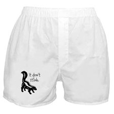 It don't stink. Boxer Shorts
