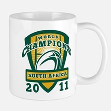 Rugby Champions south africa Mug