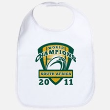 Rugby Champions south africa Bib