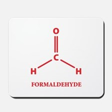 Formaldehyde Molecule Mousepad