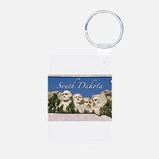 Cute South dakota Keychains