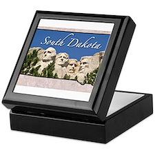Cute South dakota Keepsake Box