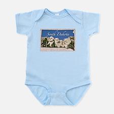 Unique South dakota Infant Bodysuit