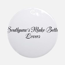 Lovers Ornament (Round)