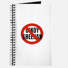 No Cindy Sheehan - Journal