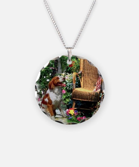 Brittany Art Necklace