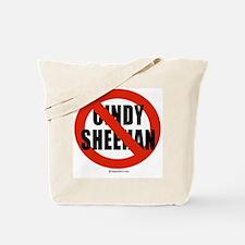 No Cindy Sheehan -  Tote Bag