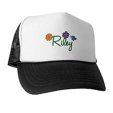 Riley Flowers Trucker Hat