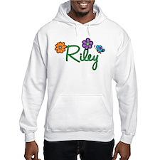 Riley Flowers Jumper Hoody