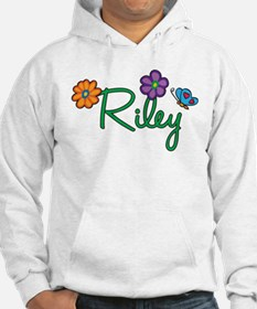 Riley Flowers Jumper Hoody