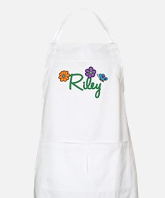 Riley Flowers Apron