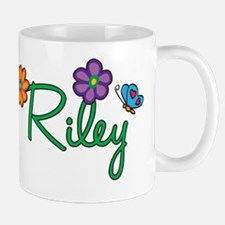 Riley Flowers Mug