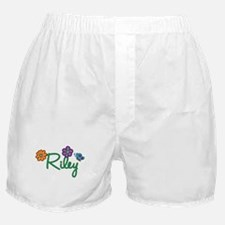 Riley Flowers Boxer Shorts