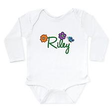 Riley Flowers Onesie Romper Suit