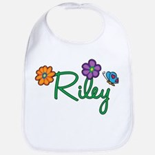 Riley Flowers Bib