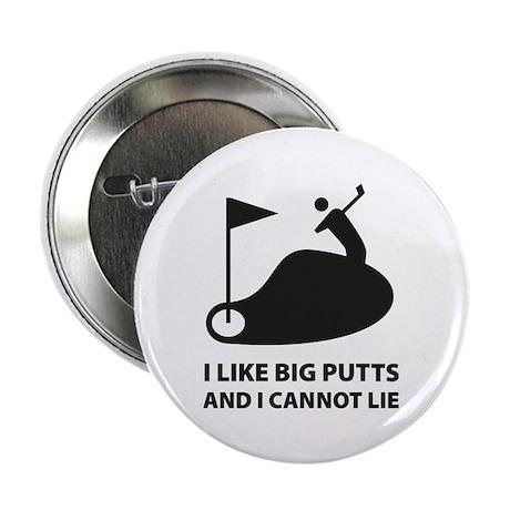 "I like big putts 2.25"" Button (100 pack)"