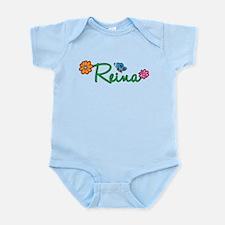 Reina Flowers Infant Bodysuit