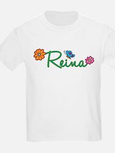 Reina Flowers T-Shirt