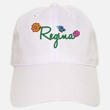 Regina Flowers Cap