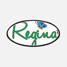 Regina Flowers Patches