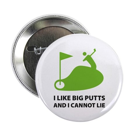 "I like big putts 2.25"" Button (10 pack)"